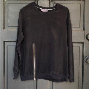 Patterson J. Kincaid Silk Shirt A2